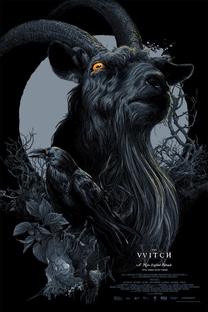A Bruxa - Poster / Capa / Cartaz - Oficial 14