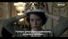 The Crown - Trailer principal - Só na Netflix
