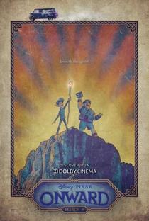 Dois Irmãos: Uma Jornada Fantástica - Poster / Capa / Cartaz - Oficial 3