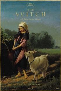 A Bruxa - Poster / Capa / Cartaz - Oficial 2