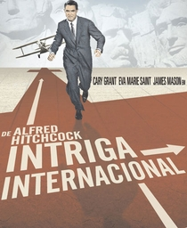 Intriga Internacional - Poster / Capa / Cartaz - Oficial 8