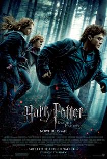 Harry Potter e as Relíquias da Morte - Parte 1 - Poster / Capa / Cartaz - Oficial 1