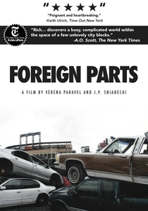 Foreign Parts - Poster / Capa / Cartaz - Oficial 1