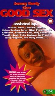 Jeremy Hardy Gives Good Sex  - Poster / Capa / Cartaz - Oficial 1