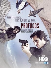 Prófugos (1ª Temporada) - Poster / Capa / Cartaz - Oficial 1