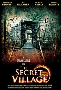 The Secret Village - Poster / Capa / Cartaz - Oficial 1