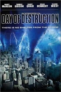 Furacão - O Dia da Destruição - Poster / Capa / Cartaz - Oficial 1