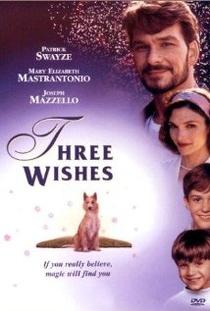 Os Três Desejos - Poster / Capa / Cartaz - Oficial 1
