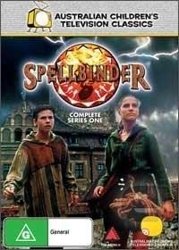 Spellbinder - Poster / Capa / Cartaz - Oficial 1