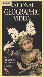 National Geographic Vídeo - Bali, Obra Prima dos Deuses - Poster / Capa / Cartaz - Oficial 1