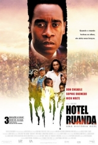 Hotel Ruanda - Poster / Capa / Cartaz - Oficial 4