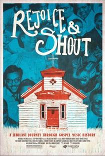 Rejoice and Shout  - Poster / Capa / Cartaz - Oficial 1
