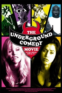 The Underground Comedy Movie - Poster / Capa / Cartaz - Oficial 1
