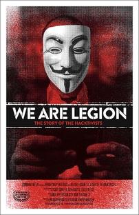 Nós Somos a Legião: A História dos Hacktivistas - Poster / Capa / Cartaz - Oficial 2