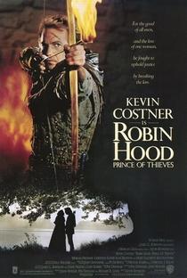 Robin Hood: O Príncipe dos Ladrões - Poster / Capa / Cartaz - Oficial 4