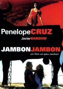 Jámon, Jámon  - Poster / Capa / Cartaz - Oficial 3
