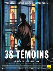 38 Testemunhas - Poster / Capa / Cartaz - Oficial 1