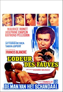 L'odeur des Fauves - Poster / Capa / Cartaz - Oficial 1