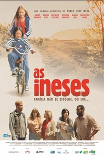 As Ineses - Poster / Capa / Cartaz - Oficial 1