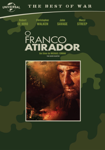 O Franco Atirador - Poster / Capa / Cartaz - Oficial 15