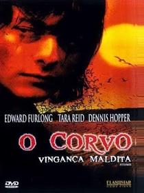 O Corvo - Vingança Maldita - Poster / Capa / Cartaz - Oficial 2