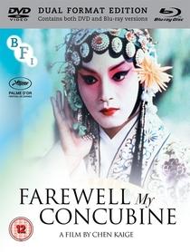 Adeus, Minha Concubina - Poster / Capa / Cartaz - Oficial 13