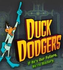 Duck Dodgers - Poster / Capa / Cartaz - Oficial 1