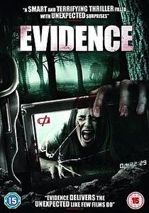Evidence - Poster / Capa / Cartaz - Oficial 1
