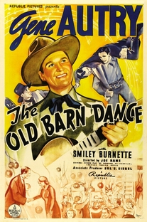 The Old Barn Dance - Poster / Capa / Cartaz - Oficial 1