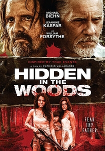 Hidden in the Woods - Poster / Capa / Cartaz - Oficial 3