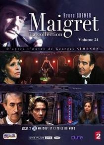 O Inspetor Maigret e a Estrela do Norte - Poster / Capa / Cartaz - Oficial 1