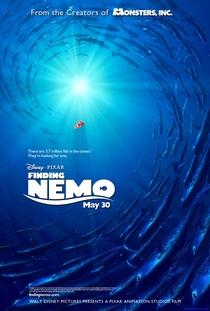 Procurando Nemo - Poster / Capa / Cartaz - Oficial 1