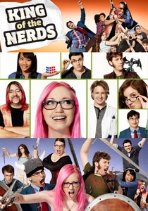 King Of The Nerds - Poster / Capa / Cartaz - Oficial 1