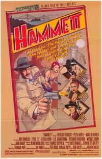 Hammett - Mistério em Chinatown - Poster / Capa / Cartaz - Oficial 2