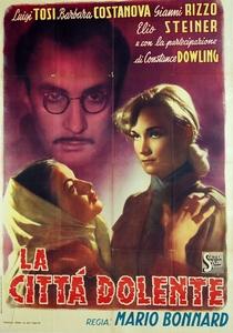 La Città Dolente - Poster / Capa / Cartaz - Oficial 1