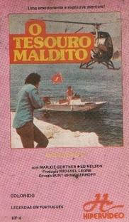 O Tesouro Maldito - Poster / Capa / Cartaz - Oficial 1