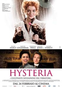 Histeria - Poster / Capa / Cartaz - Oficial 5