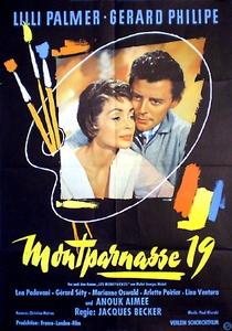 Os Amantes de Montparnasse - Poster / Capa / Cartaz - Oficial 6