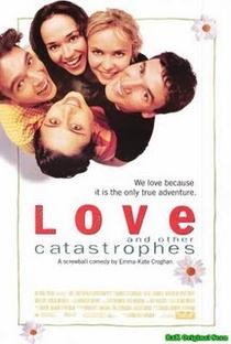 Amor E Outras Catástrofes - Poster / Capa / Cartaz - Oficial 1