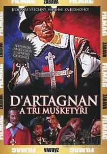 D'Artagnan Contra os Três Mosqueteiros - Poster / Capa / Cartaz - Oficial 3