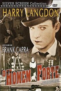 O Homem Forte  - Poster / Capa / Cartaz - Oficial 5