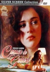 Carmen de Godard - Poster / Capa / Cartaz - Oficial 5