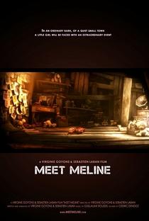Meet Meline - Poster / Capa / Cartaz - Oficial 3