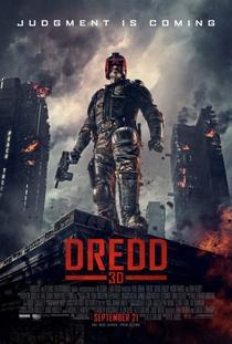 Dredd - Poster / Capa / Cartaz - Oficial 1