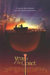 O Ano do Cometa - Poster / Capa / Cartaz - Oficial 1