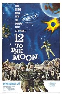 12 to the Moon - Poster / Capa / Cartaz - Oficial 1
