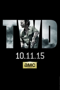 The Walking Dead (6ª Temporada) - Poster / Capa / Cartaz - Oficial 3