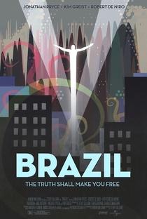 Brazil, o Filme - Poster / Capa / Cartaz - Oficial 4