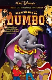 Dumbo - Poster / Capa / Cartaz - Oficial 4