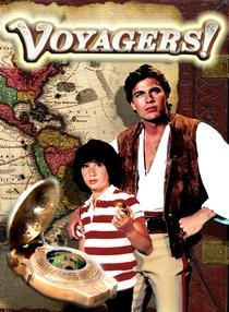 Voyagers - Os Viajantes do Tempo (1ª Temporada) - Poster / Capa / Cartaz - Oficial 1